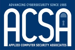 ACSA logo for dark