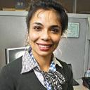 Mondira Pant, chip technology engineer at Intel in Hudson, MA.