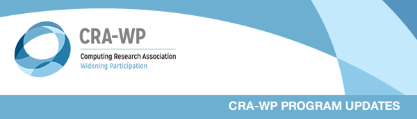 CRA WP - Increasing the success and participation of underrepresented groups in computing research.