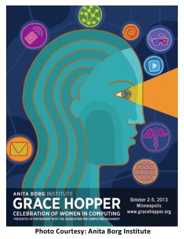 grace hopper 2013 1