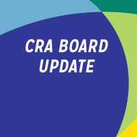 CRA Board Update