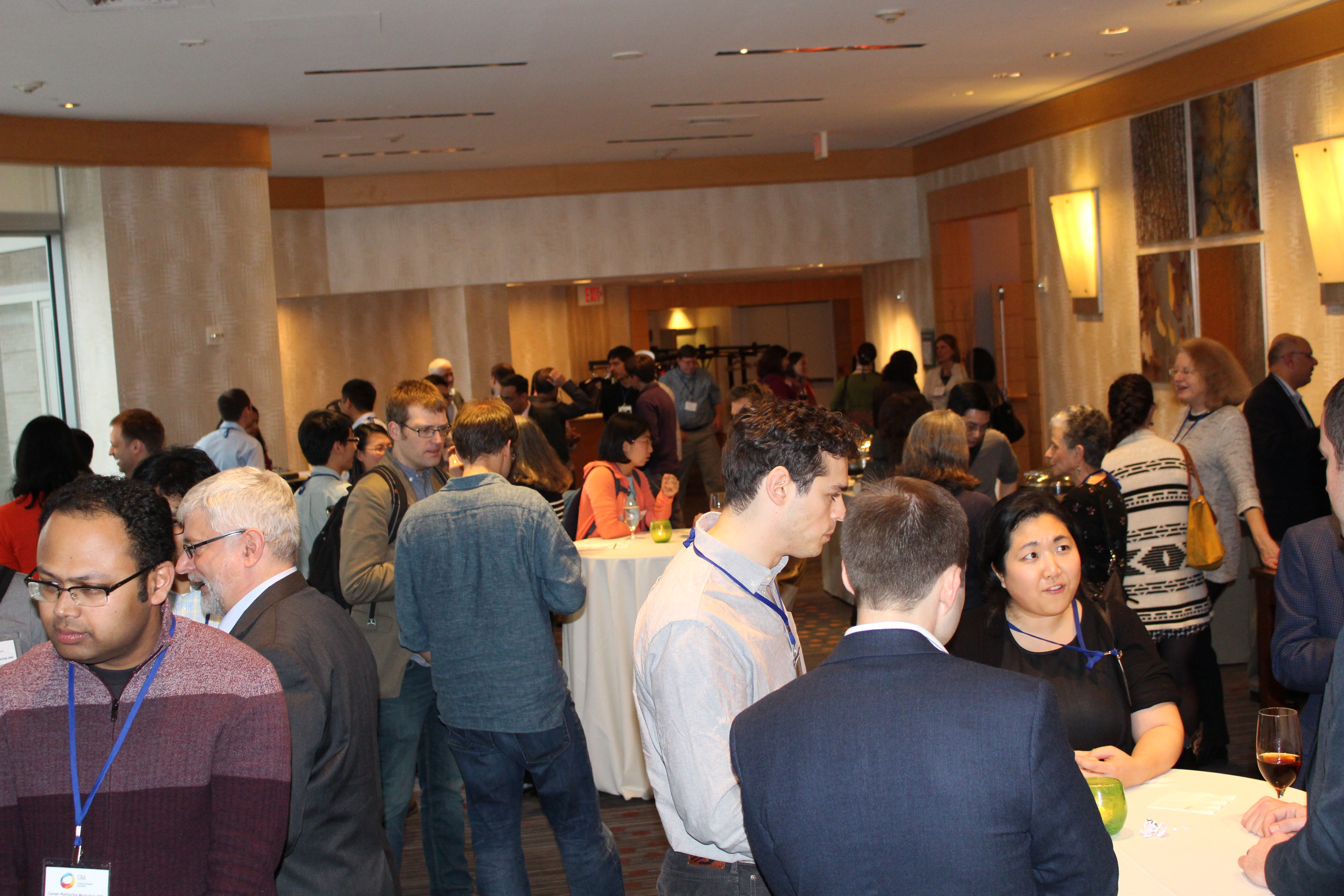Networking Reception2