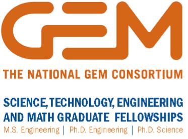 The National GEM Consortium Logo
