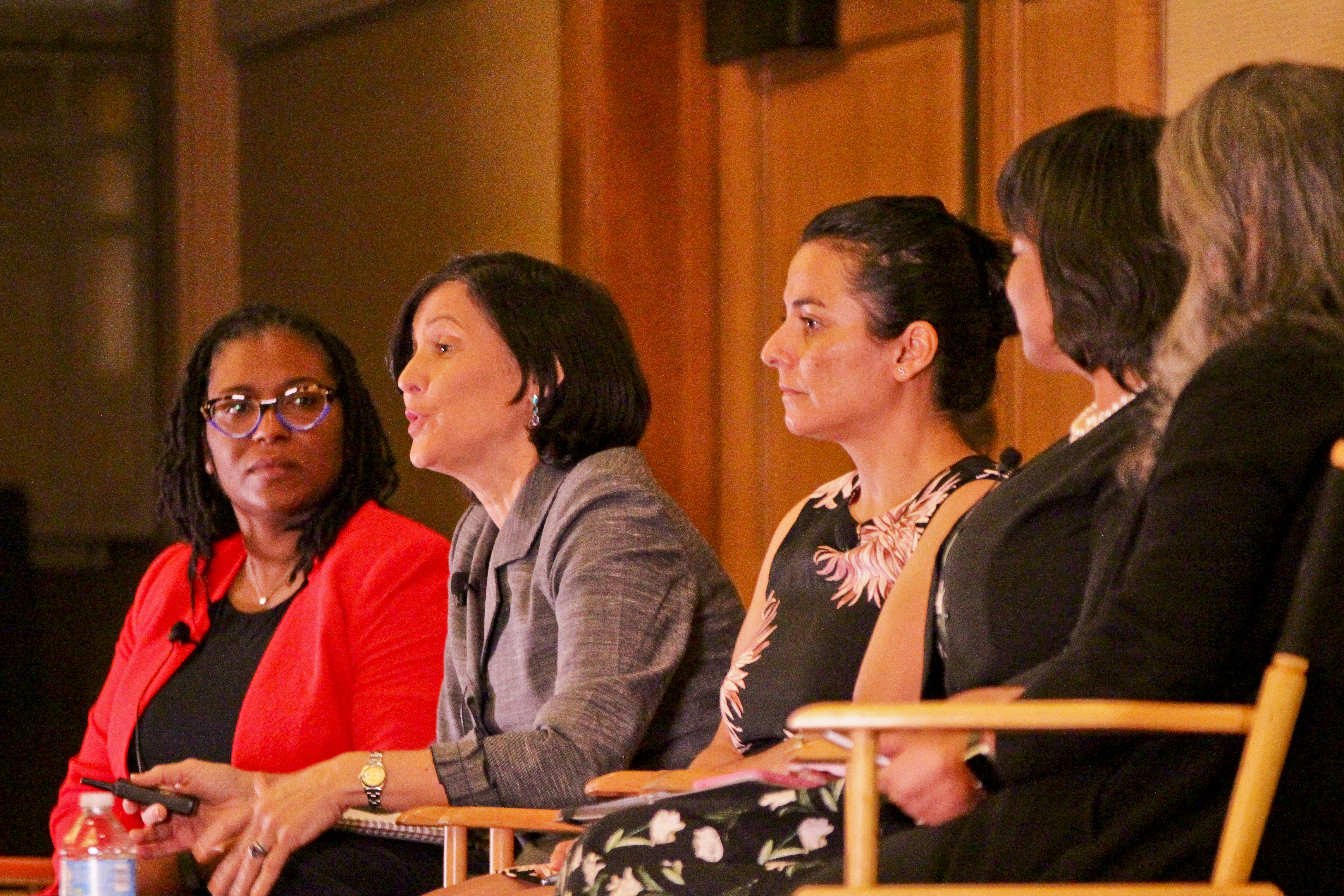Women of Color panel