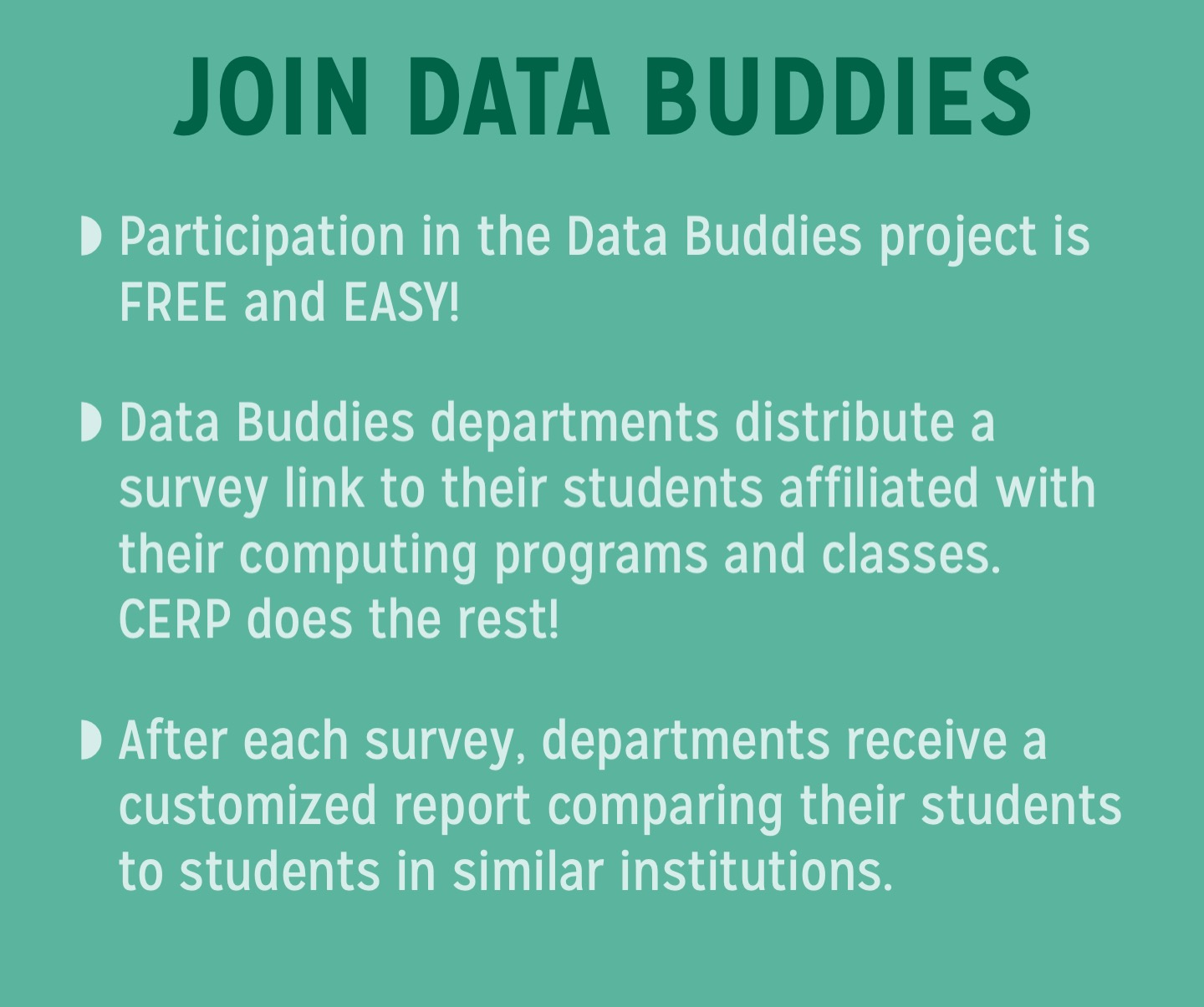 Join Data Buddies