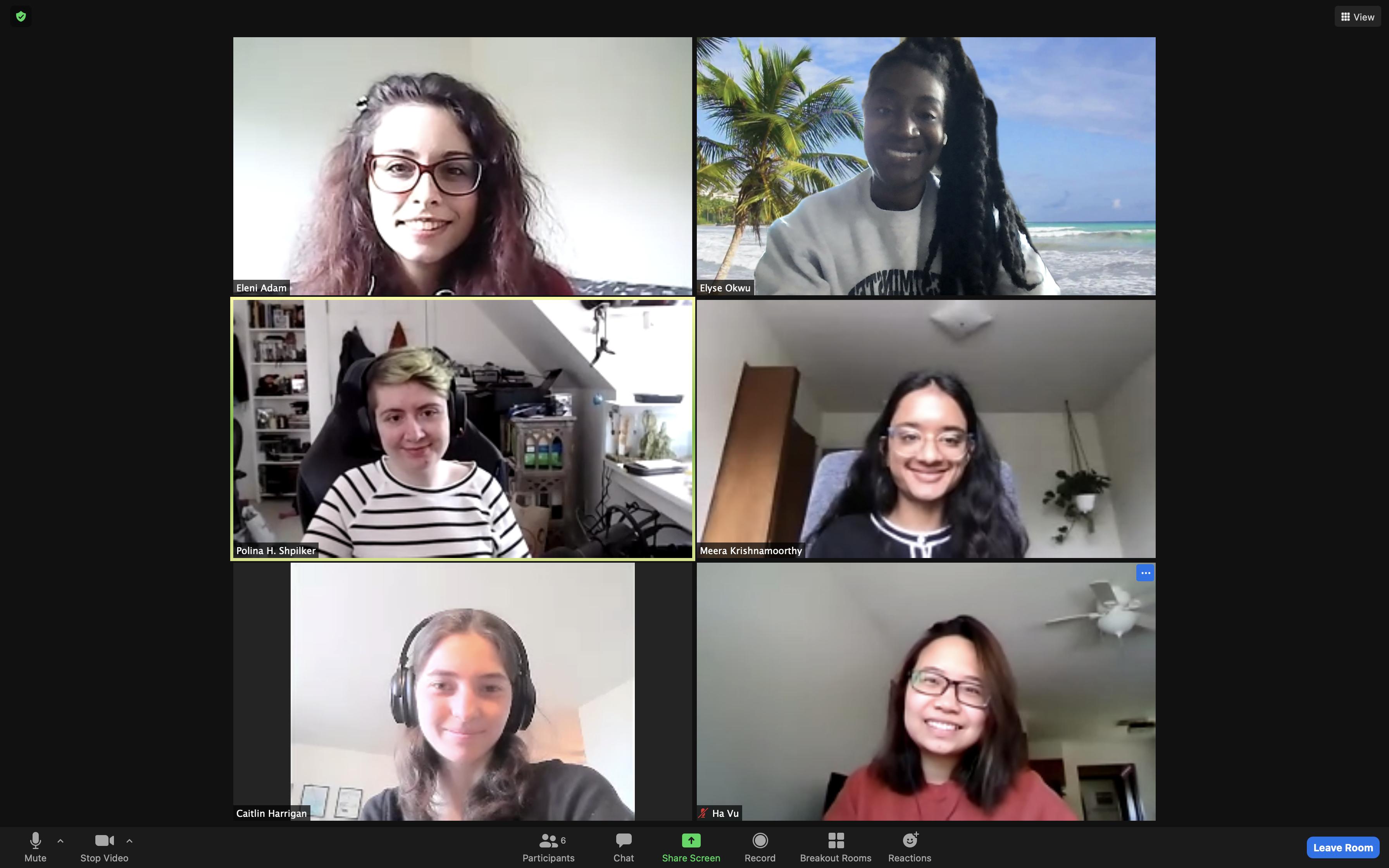 A tech talk group on Health