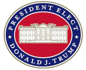 President-elect Donald Trump's seal