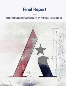 Cover of NSCAI Report