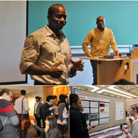 2018 Underrepresented Minorities (URM) Grad Cohort Workshop
