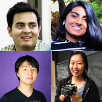 2017 Outstanding Undergraduate Researchers Award Winners
