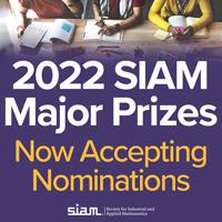 SIAM Major Prizes